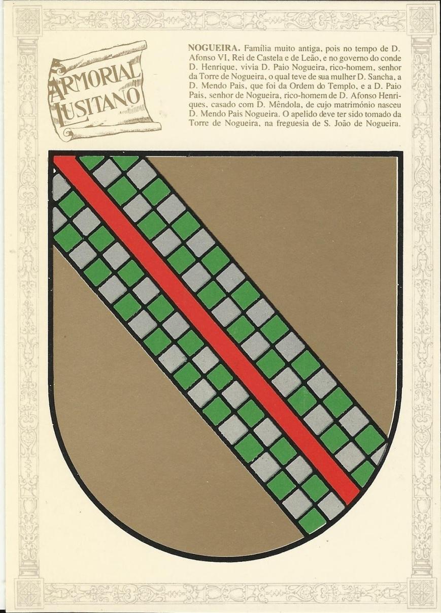 Nogueira - Armorial Lusitano